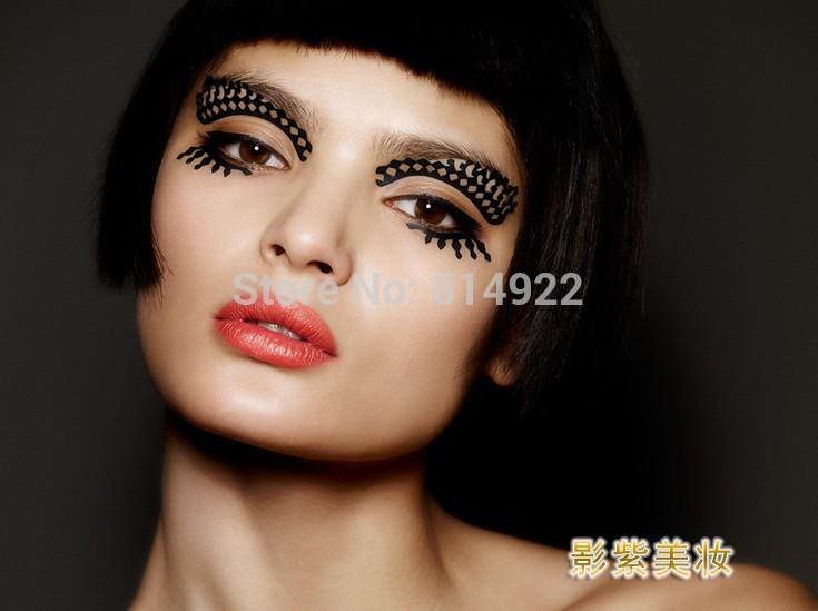 Cat Eye Makeup Stickers