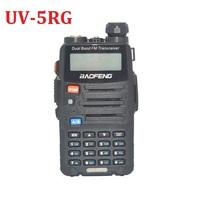 BF UV-5RG dual band radio 136-174/400-520MHz VHF/UHF 128CH Handheld Tranceiver portable radio hot selling
