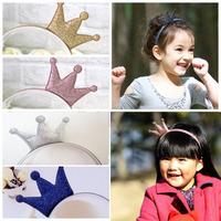 Baby Girl hair bands headband , Crown headband, Kid's Princess headbandt Accessories Headwear  1404HE019