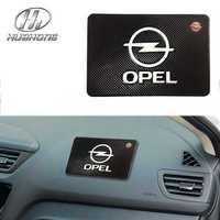 Car anti slip mat Dashboard Mobile phone pad accessory,suitable for Opel Corsa Insignia Meriva Zafira Astra Vectra Antara Mokka