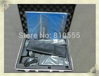 Free shipping UHF  SLX24  Beta58  handheld  Wireless Vocal microphone System with Aluminum Box