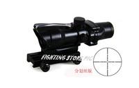 2014 high quality Rifle scope 4x32 optical scope  made in China