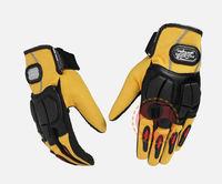 2014 New Arrival Pro Professional Full Finger motorcycle gloves motorcross biker Racing tool