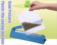 AC 220V 200 Hand pressure PP PE Sealer plastic film manual sealing machine packing machine