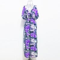 COWEE  2014 NEW Boho Hippie Gypsy Bohemian  Floral Party Long Maxi Dress