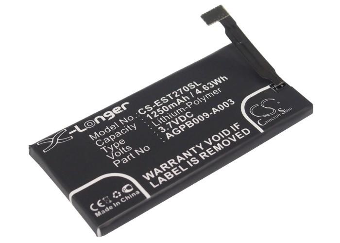 Аккумулятор Для SONY ERICSSON AGPB009-A003 Лотоса, ST27a, ST27i sony ericsson s500i купить волгоград