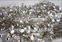 Flatback Crystal SS12 3.5mm Size 1440pcs Clear Color Nail Art Rhinestone Diamond Decoration For Beauty Desgin Product 308