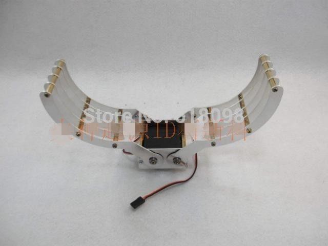 1PC Manipulator Mechanical Arm Paw Gripper Clamp For Arduino Robot MG995(China (Mainland))
