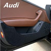 Free shipping/Car door protection pad/Car door protection pad fit for Audi Audi  Q7  Q5 Q3 S7 TT TTS A7 A3 A1 S7