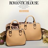 Hot sale!!!  new 2014 Casual All-match genuine leather fashion vintage Khaki  Women's Handbag Shoulder Messager Bags