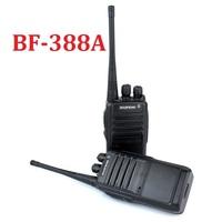 BF-388A a pair of mini handheld Walkie Talkie UHF 400-470 MHz 5W 16CH Portable walkie talkie cheap radio