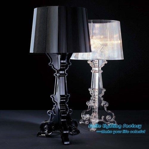 großhandel neuankömmling Geist Schatten licht moderne kart bourgie schreibtisch tischlampe beleuchtungskörper de Mesa Hause Tabelle licht leuchte