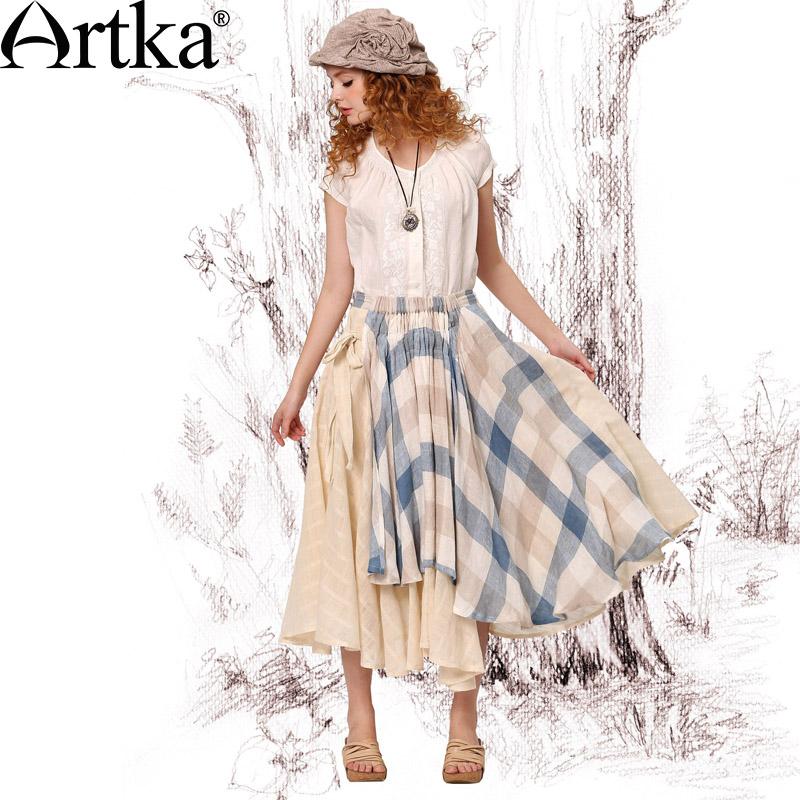 http://i01.i.aliimg.com/wsphoto/v0/1876809417_1/Artka-Women-S-Casual-Style-Small-Fresh-Patchwork-Irregular-Plaid-Expansion-Bottom-Fluid-Half-Length-font.jpg