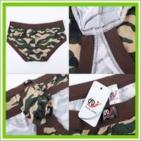 Briefs Men underwear Men's Camouflage Briefs Modal Underwear/ Man Underwear 3 Colors