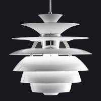 New Modern Loui Poulsen PH snowball Suspension Lamp Pendant Chandelier free shipping