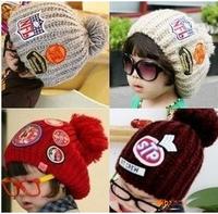 Skullies & Beanies Hat children labeling hat Boy's cap cap of the girls Children's hat