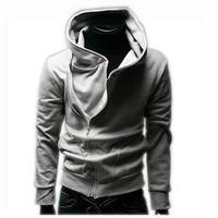 Plus size Sports Hooded Jacket Casual Winter Jackets hoody sportswear Men's Clothing Hoodies Sweatshirts X429