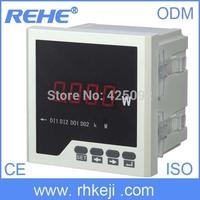 Digital single phase power  meter power analyzer active 96 panel  RH-P31