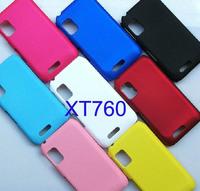 Slim Frosted Matte Hard Shell Shield Case Cover For Motorola XT760