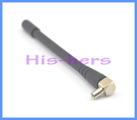 New arrival 3G Aerial 3dbi gains TS9 Plug Right angle RA Connector Rubber Antenna for ZTE MF633+ MF645 MF633BP MF30 MF60 MF61