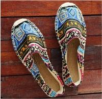 New 2014 fashion espadrilles canvas shoes for women