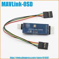 RC MAVLink-OSD V1.0 for CRIUS AIOP/Arduflyer/ArduPilot-Mega. Arduino