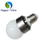 3W COB LED Bulb,E27/E26/B22 LED Bulb Light
