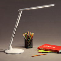 2014 new led desk lamp eye myopia folding table lamp multifunctional touch 5 dimming a palette