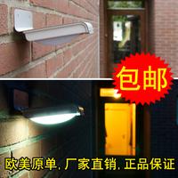 Solar garden lights outdoor emergency lamp human body induction lamp  PIR Induction Motion sensor 1pc/lot free shipping