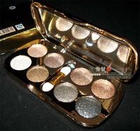 2013 NEW! High Quality 3D Eyeshadow Glitter 8 Colos eye shadow palette,Professional eyes makeup Smoky Eye Smoking makeup #01-#06