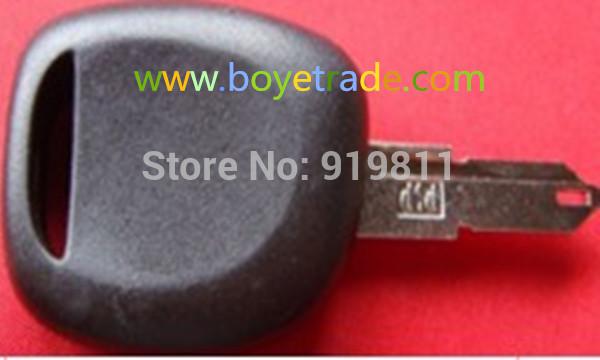 Best quality Renault transponder key shell 206 10pcs/lots fee shipping(China (Mainland))