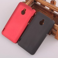 high quality 1 piece Free shipping hot sale Plastic Hard Skin Protector For Meizu MX Cover Scrub frosted matte rubber cover