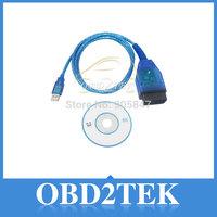 2014 Top-Rated !! New USB VAG COM 409.1 OBDII Auto Diagnostic Tool Vag-COM OBD2 Car Scanner FREE SHIPPING