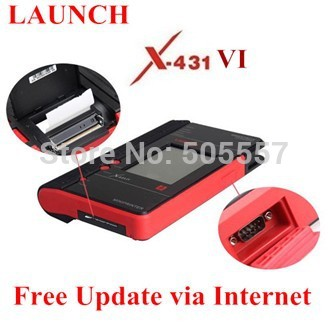 Promotional Launch X431 IV Master diagnostic tool Free Update via Internet+Free shiipping(Hong Kong)