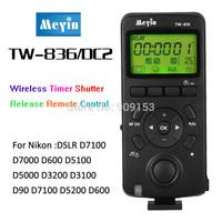 Meyin TW-836/DC2 Wireless Timer Shutter Release Remote Control  for nikon D7100 D7000 D600 D5100 D5000 D3200 D3100 D7100 D5200