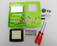 Free Shipping High Quality Full Housing Shell Case Replace Cover for  GBC Gameboy Color Console