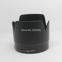 wholesale ET-87 ET87 Lens Hood For CANON EF 70-200mm F/2.8L IS II USM Lens free shipping