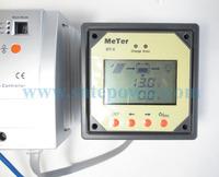 Tracer 2210RN , 12V/24V auto work ,20A , MPPT solar controller regultor With MT-5 Remote Meter