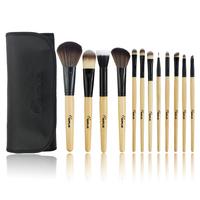 1 set professional synthetic hair 12 pcs makeup brush set pincel sixplus high quality cosmtic brush kits to face