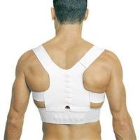 Adjustable Magnetic Posture Support Corrector Back Pain Feel Young Belt Brace Shoulder For Free Shipping  ZH027