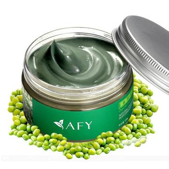 Afy уход за кожей лица маска для лица органические маш водоросли маска 120 г пору отбеливающая увлажняющий акне лечение маска для лица