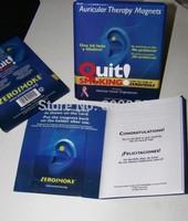 2piecs NEW stop smoking patch quit somking magnet device ,Smoking cessation