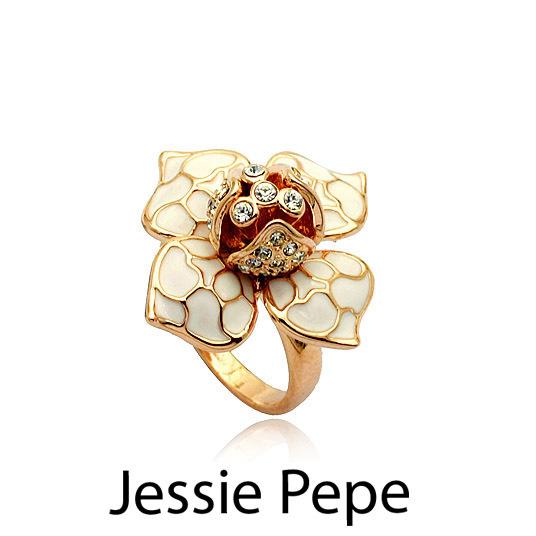 Кольцо Italina Rigant Pepe preciosas #JP96026 кольцо italina rigant 2015 roxi 925 18 k 2ct r497w170