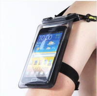 New Style PVC Waterproof Phone Case Underwater Pouch Phone Bag cover For iphone 4 4S 5 5S 5C All mobile Phone Watch ect