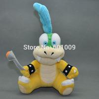 "Free Shipping New Super Mario Bros. Plush Doll Stuffed Toy LARRY Koopa 6"""