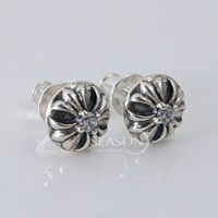 Free Shipping 925 sterling silver earrings international fashion earrings couple models