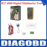 H17 4000 Counts with Temperature Measurement LCD Digital Multimeter Tester 1000V by Free Shipping
