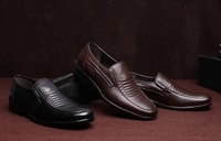 2014 Men Genuine Leather Formal Wear  Breathable Flats Men Classic Oxford Walking Shoes driver shoes