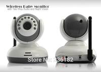 "2014 Hot Sales 2.4""TFT baby monitor camera  IR Video Talk one Camera  video Electronic Digital video Baby Monitor"