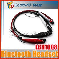 High Quality-LBH1008  Bluetooth headset wireless stereo Bluetooth headset Wireless Sports Headset  with Shark Mouth Design